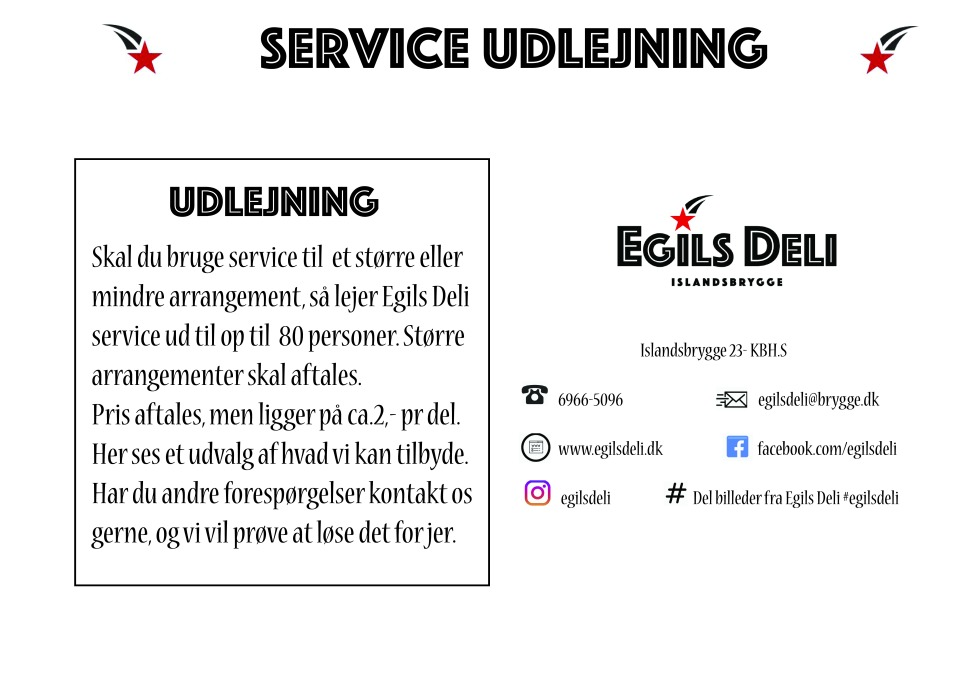 serviceudlejning 1