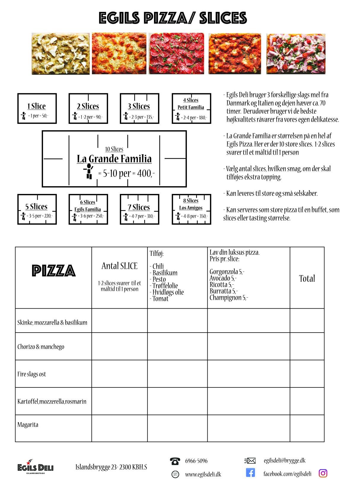 Egils Pizza